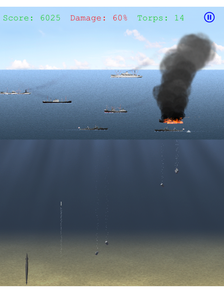 Torpedo Away Screenshot